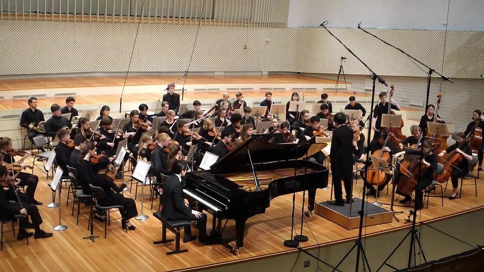 Tchaikowski, Klavierkonzert Nr.1