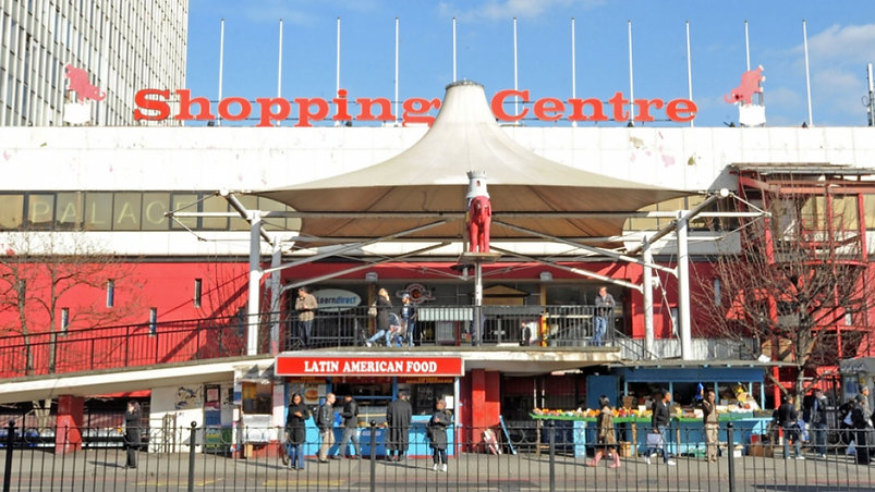 Elephant & Castle Shopping Centre