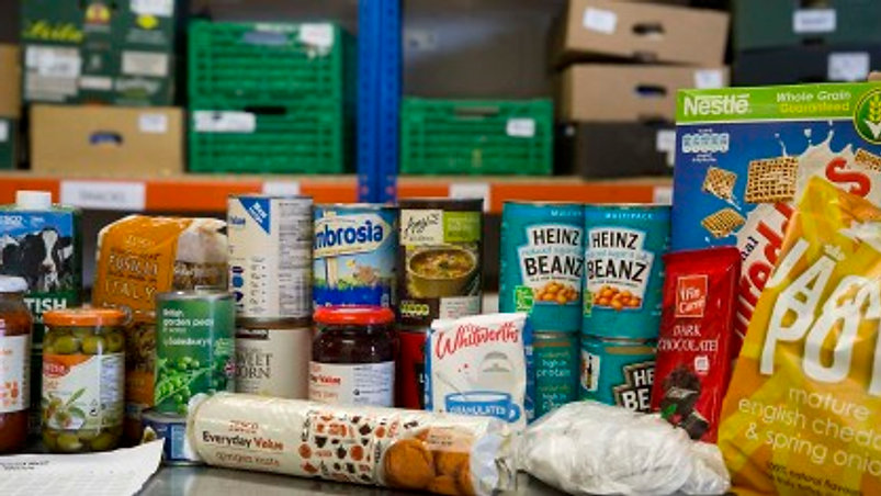 Pecan/Southwark Food Bank