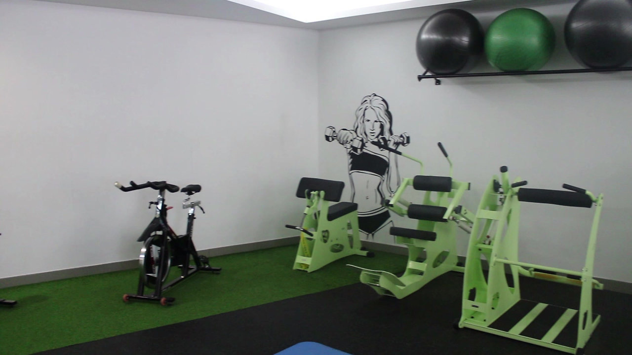 Apresentação Pilates Fitness