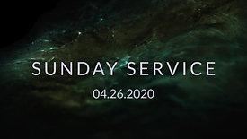 Sunday Morning Worship 4-26-20