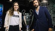 Andrea Pirlo - UEFA Champions League Trophy Tour - Bleacher Report x Heineken