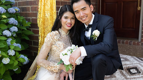 Eric + Eva Dang Teaser