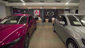 Mazda Showroom Promo