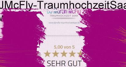 HochzeitsDJ-Saar DJMcFly-TraumhochzeitSaar.de
