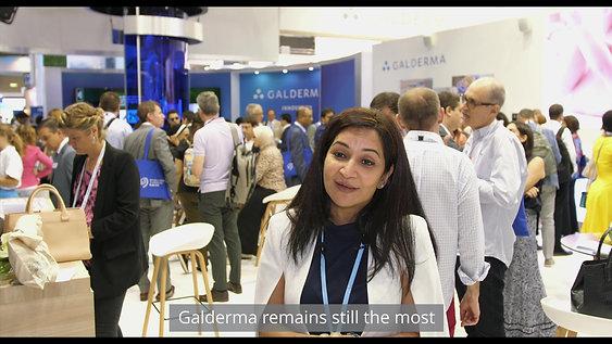 Congrès international GALDERMA / Milan 2019