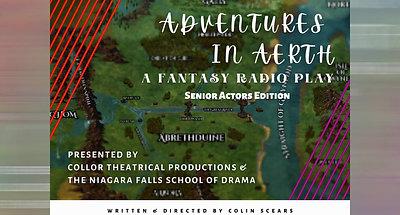 Adventures in Aerth Senior Actors Edition