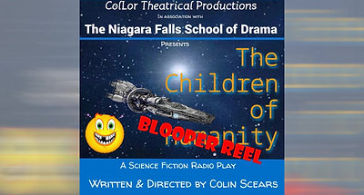 The Children of Humanity Bloopers