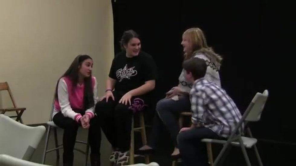 Introducing the Niagara Falls School of Drama