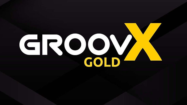 Groovx Gold Coming Soon