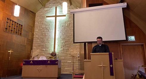 St. Paul's Lutheran Church   Sunday, March 7, 2021