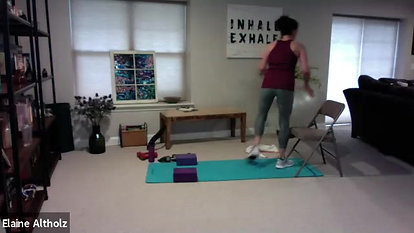 Mind Body Core Conditioning #39