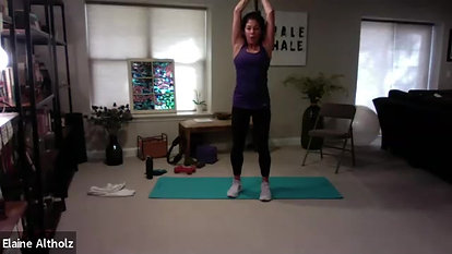 Mind Body Core Conditioning #24