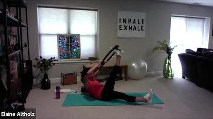 Pilates Ring Class #1