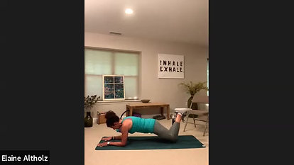 Mind/Body Core Conditioning #11