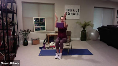 Mind Body Core Conditioning #6