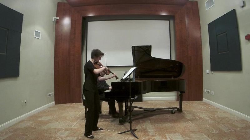 Brahms: Andante un poco adagio, Op. 120 No. 1