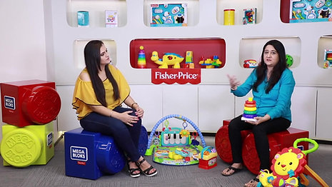 Different Types Of Toys For Kids & Their Unique Benefits- Fisher-Price - #AskTheExpert Part 6