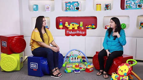 Role Of Toys In Encouraging Role Play & Creativity - Fisher-Price Part 5 - #AskTheExpert