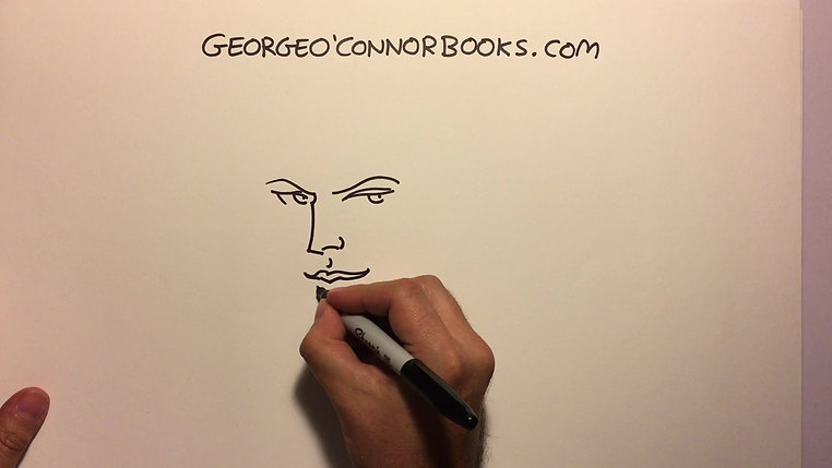 George O'Connor illustrates
