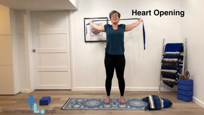 Heart Opening Practice