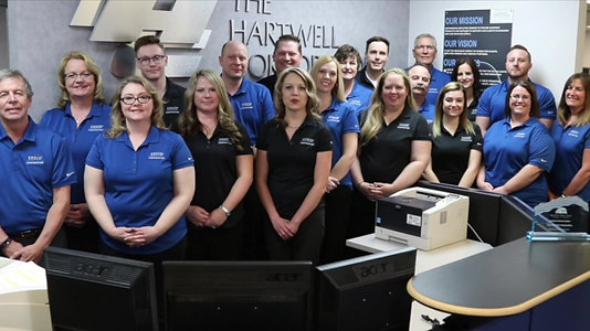 The Hartwell Corporation