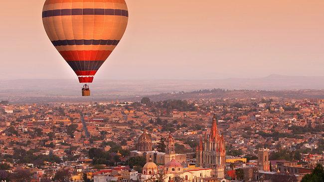 Así es San Miguel de Allende