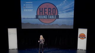 Diana Thompson: The Role of the Hero