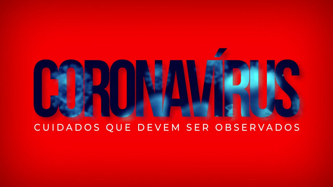 TV COV | Coronavírus - Cuidados