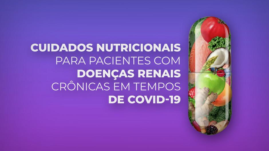 TVCCR | Orientações Nutricionais COVID-19