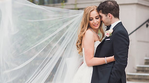 Aubrey and Ben - Wilshire Ebell Los Angeles - Amy Greenberg Events