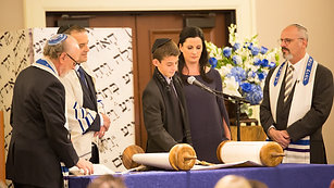 Evan's Bar Mitzvah - Westin Costa Mesa - Amy Greenberg Events