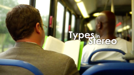 Types in Stereo