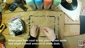 DIY-Chalkboard-Frame