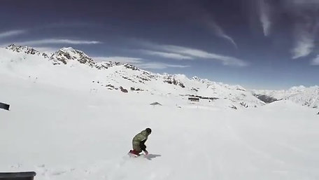 Poler Stuff X Snowboard