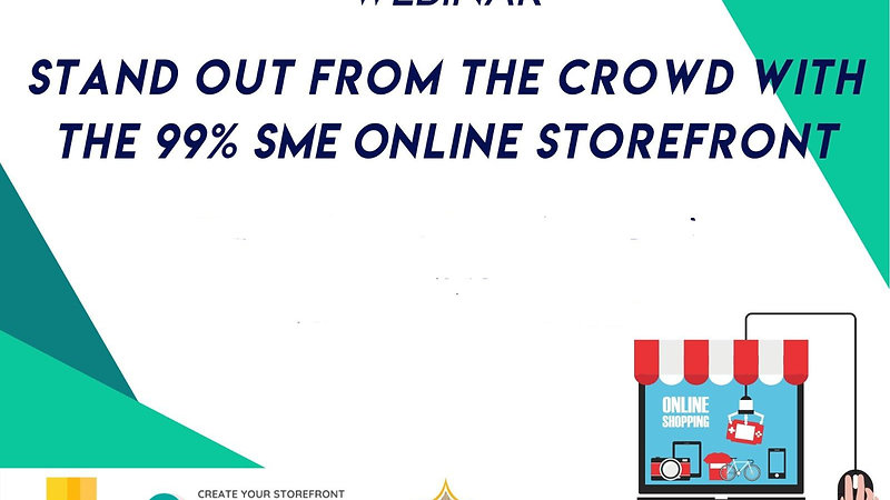 SMCCI DTO Webinar: The 99% SME Online Storefront