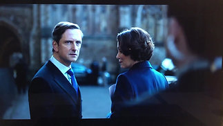 Nicholas Gleaves in »Bodyguard«