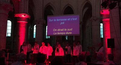 Extrait concert Orbais L'Abbaye 2019
