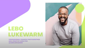 Lebo Lukewarm (Professional Photographer & Creative Director)