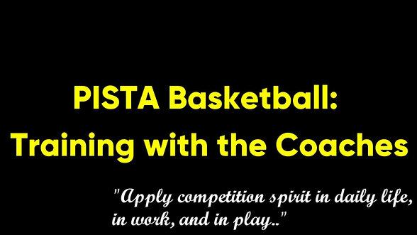 Pista Basketball