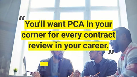 Contract Career Review