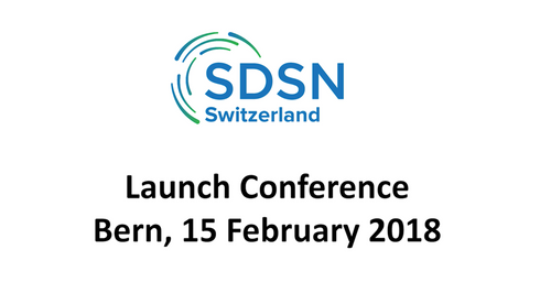 Video SDSN Launch Conference