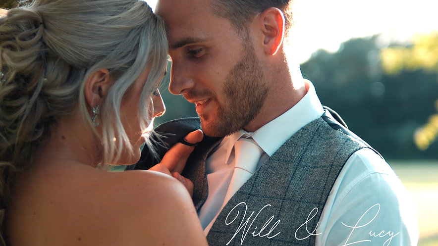 lucy & Will's Wedding Video Highlights