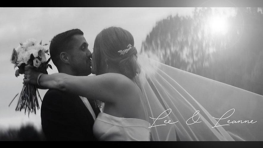 Leanne & Lee Wedding Highlights