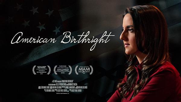 AMERICAN BIRTHRIGHT