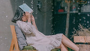 beautiful-chair-child-rain