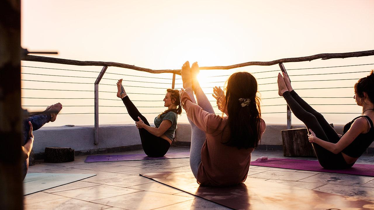 Ashley Sunshine Online Yoga Teacher Training