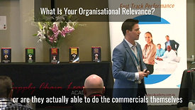 What is Your Organisational Relevance? (LinkedIn Post)