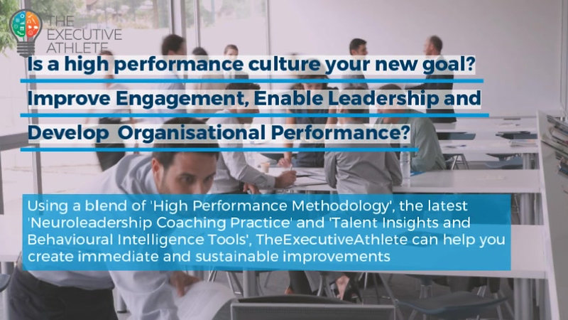 The Executive Athlete Launch