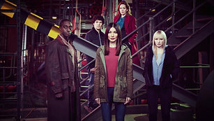 CHANNEL 4 // Humans Series 3 // GROUP // Parallax
